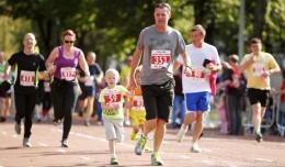 05.10.13  - Cardiff Half Marathon Fun Day -  © Huw Evans Picture Agency